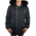 GROUND - Winterjacke - schwarz - Khujo