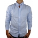 OXFORD - Hemd Herren - hell blau - Shine Original