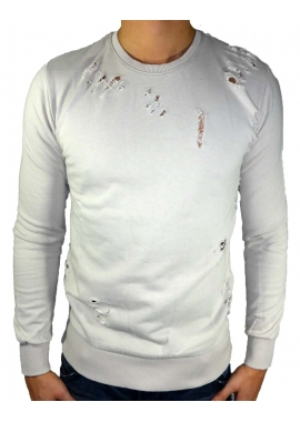 SHOREDITCH - Sweatshirt - beige - Criminal Damage