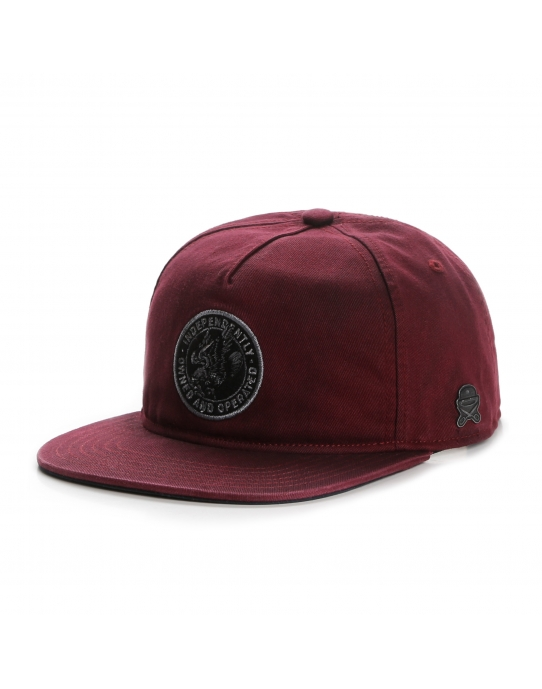 OWNERS - Snapback Cap - dunkelrot - Cayler & Sons