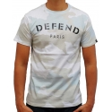DEFEND - T-Shirt - camou - Defend Paris