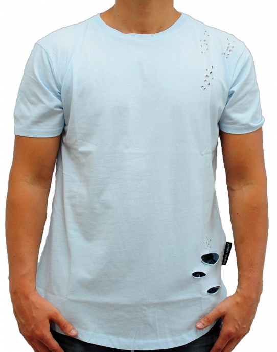 SHOREDITCH - T-Shirt - hellblau - Criminal Damage