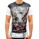 PRETTY STAG - T-Shirt - weiß - Religion
