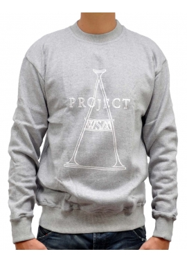 I MAKE YOU COMFORTABLE - Sweater - grau - Project Awsm