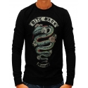 BITE BACK - Sweatshirt - schwarz - Religion