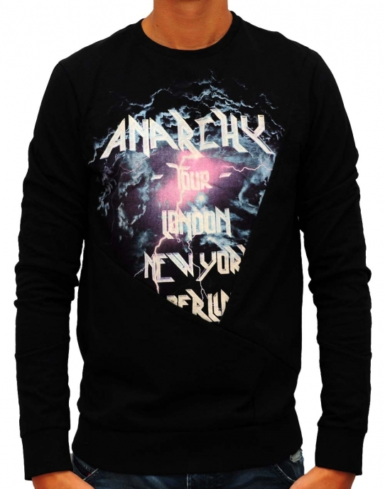 TOUR PANEL - Sweatshirt - schwarz - Religion - NEU