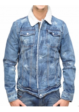 KELVYN DENIM - Jeansjacke - indigo - Be Edgy