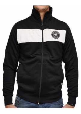 TRACK - Sweatjacke - schwarz - Defend Paris