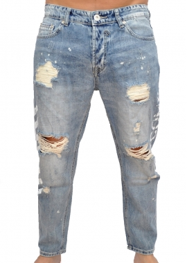 SHADOW - Jeans - blau - Gianni Lupo
