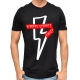 LIGHTNING - T-Shirt - schwarz - Religion