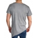 KILLER CONTEMPORARY LINE - T-Shirt Herren - grau - Boom Bap
