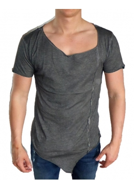 KILLER CONTEMPORARY LINE - T-Shirt Herren - washed schwarz - Boom Bap