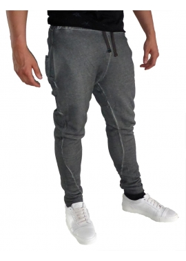 PASSAGE CLEAN CONTEMPORARY LINE - Jogginghose Herren - grau - Boom Bap