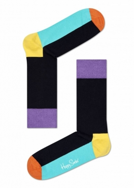 FIVE COLOUR SOCK - Socken Herren - schwarz - Happy Socks