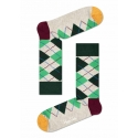ARGYLE SOCK - Socken - beige - Happy Socks