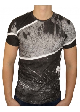 DESTRUCT - T-Shirt Herren - schwarz - Religion