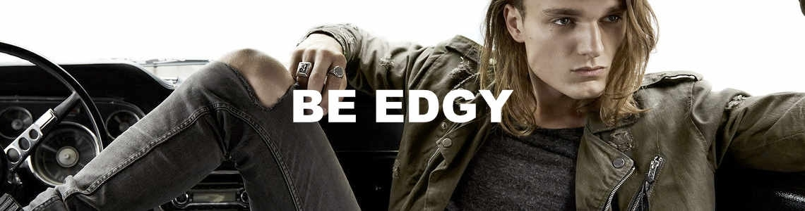 Be Edgy